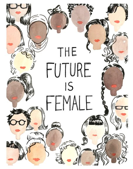FutureisFemale_11x14_Prints